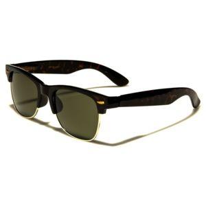 hotrodspirit - lunette de soleil locs avec 3 cranes noir homme rock roll tZN1ssp