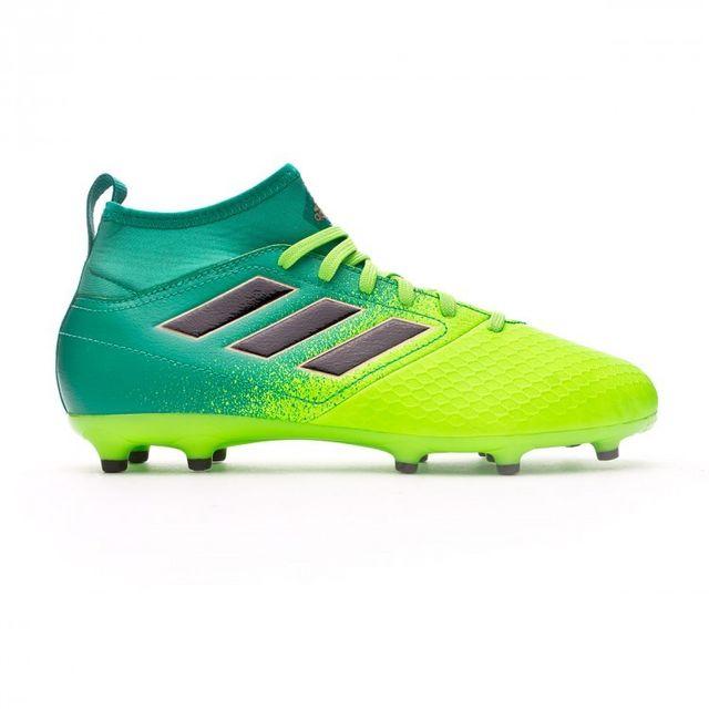 Adidas performance adidas jr Ace Primemesh Fg Solar Vert
