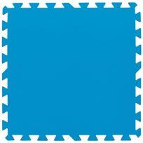 Best Way - Tapis de sol protection piscine Bestway Tapis pool bleu 50 50 Bleu 82483