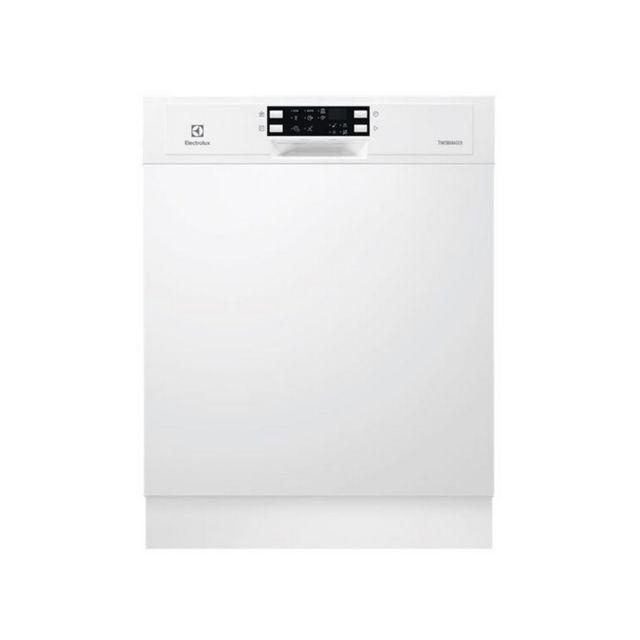 ELECTROLUX lave-vaisselle 60cm 13c 44db a++ intégrable avec bandeau blanc - esi5543low