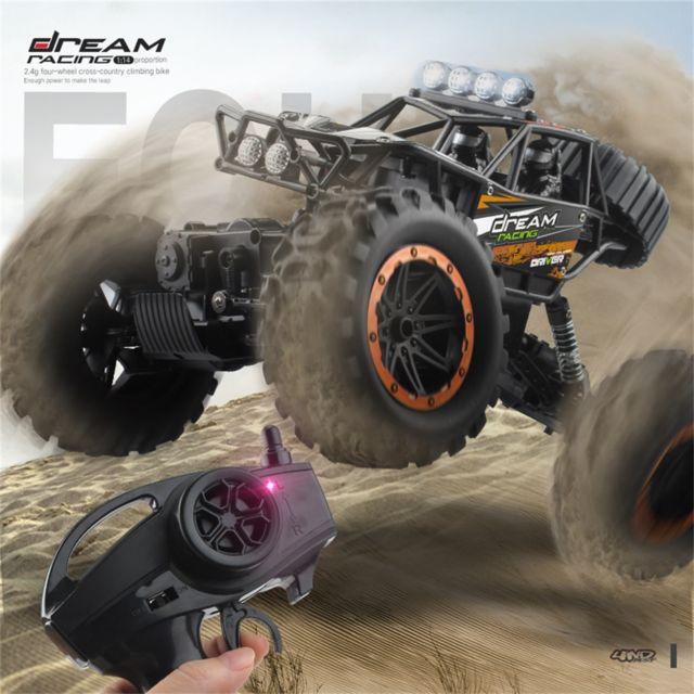 1:14 2.4G télécommande tout-terrain véhicule camion haute vitesse Rtr Buggy Rc voiture