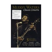 Verve - Muddy Waters : Classic Concerts
