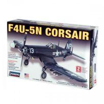 Lindberg - Model Kit - Us Navy F4U-5N Corsair Plane - 1:48 Scale - 705011 - New