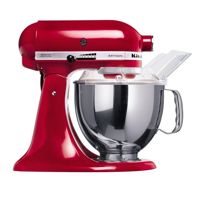 Kitchenaid - Robot 5KSM150PSEER Rouge Artisan Rouge Empire