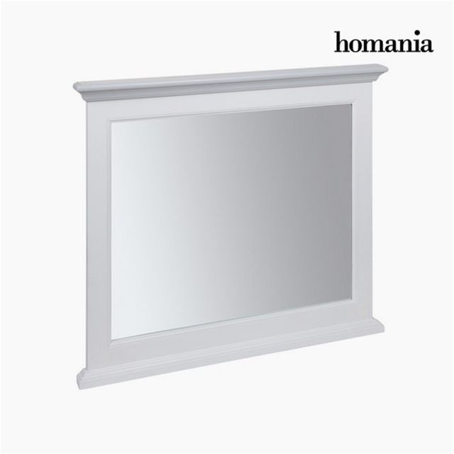 Homania Miroir altea blanc by