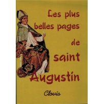 Clovis - Les Plus Belles Pages De Saint Augustin