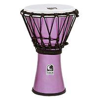 "Toca - Freestyle Colorsound 7"" Metallic Violet Tfcdj-7MV"