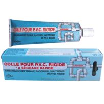 Jardibric - Tube de colle Pvc 125 ml