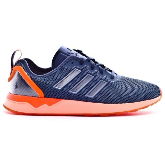 low priced d266a fd725 Adidas Adv Cher Achat Vente Pas Marine Baskets Basket Zx Flu