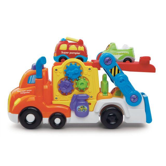 Super Camion Mon Tut Transporteur Bolides vNPym08wnO