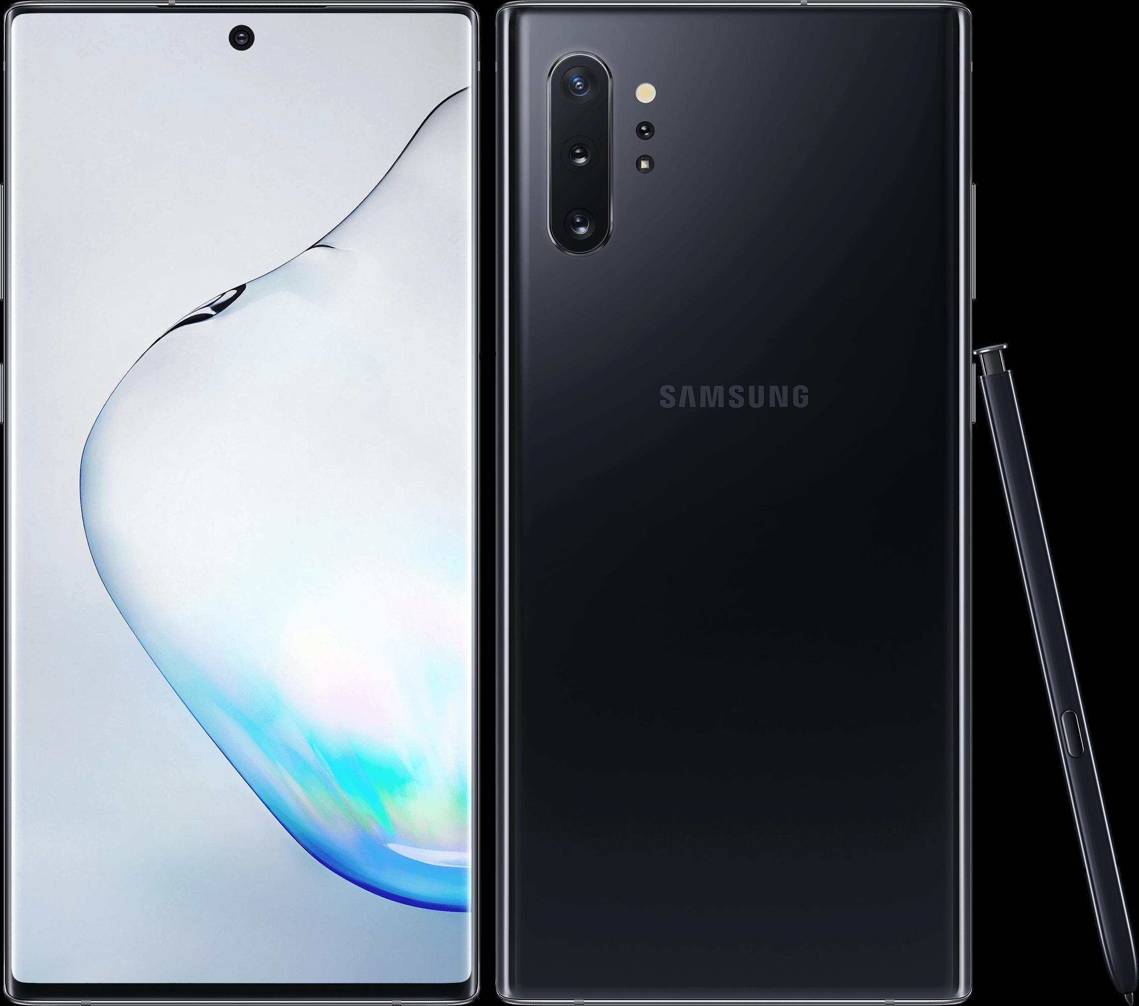 Galaxy Note 10 Plus - 256 Go - Noir Cosmos