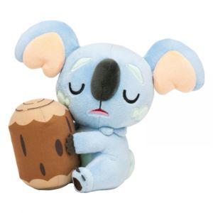 pok mon peluche pokemon alola komala pokemon moon pas cher achat vente personnages. Black Bedroom Furniture Sets. Home Design Ideas