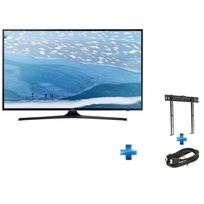 TV LED UE-40KU6400 + support mural + cable HDMI SD302768