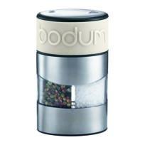 BODUM - TWIN Moulin poivre et sel combiné