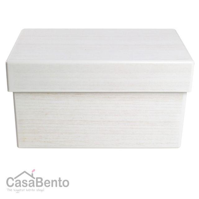 Casabento Boîte à Bento Natural Blanc