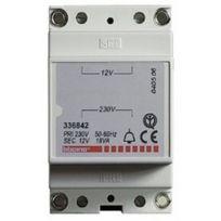 Bticino - 336842 - Transformateur 220 12V 18VA