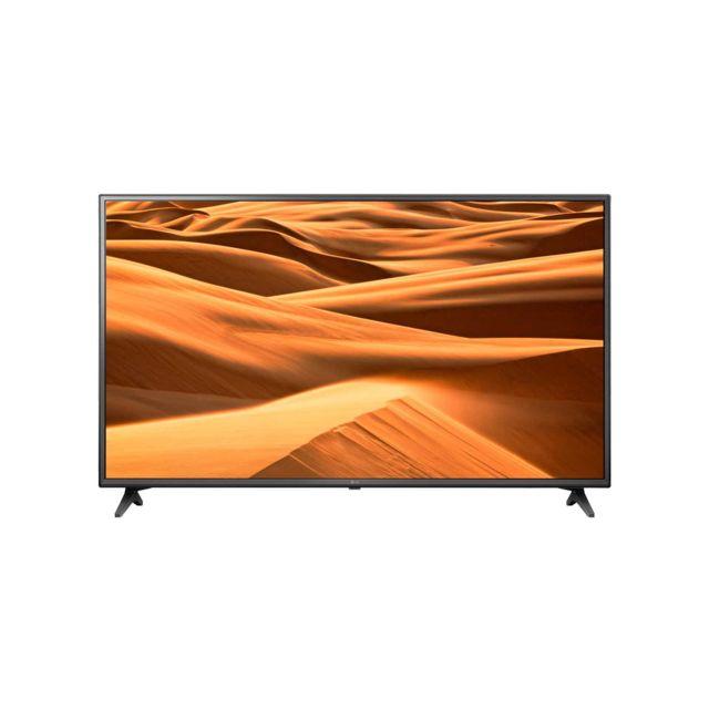 """Plus de détails LG TV LED UHD 4K - 55"""" 139 cm 55UM7000 - Noir"""