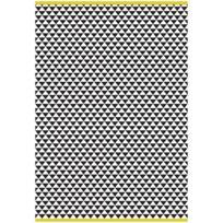 Tapis De Sol Extérieur 120 X 180 Cm En Polypropylène Recyclé Verona