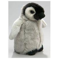 Carl Dick - Peluche bébé de pingouin debout 19cm