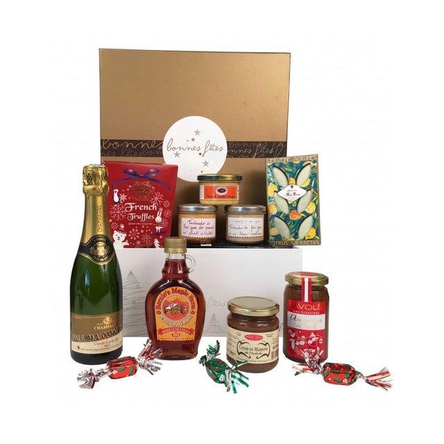 7eb78dffaff00 Halte Gourmande - Coffret Cadeau Autour de Noël - pas cher Achat ...