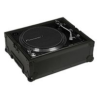 Udg - U 91029 Bl Ultimate Flight Case Multi Format Turntable Black Plus
