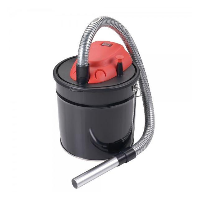 ribitech aspirateur cendres pour chemin e 800w 18l pas cher achat vente aspirateurs. Black Bedroom Furniture Sets. Home Design Ideas