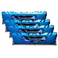 GSKILL - Ripjaws 4 32 Go 4 x 8 Go DDR4 2133 MHz Cas 15