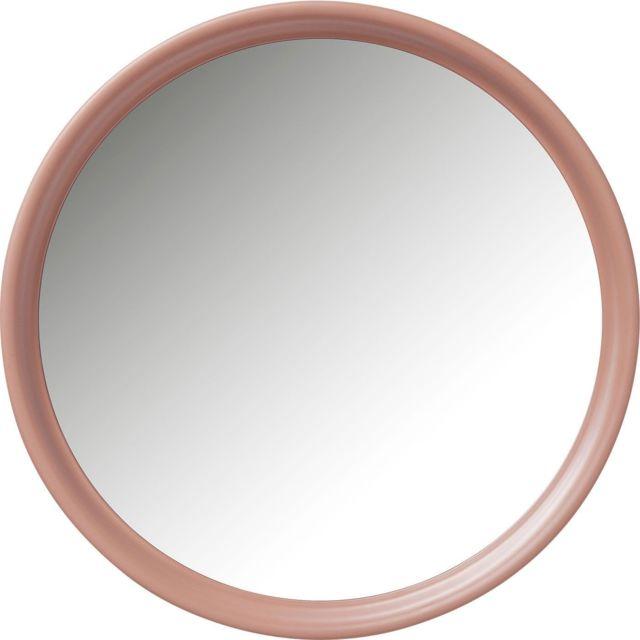 Karedesign Miroir Salto rose 80cm Kare Design