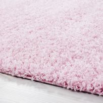 Soldes Tapis Shaggy Rose Achat Tapis Shaggy Rose Pas Cher