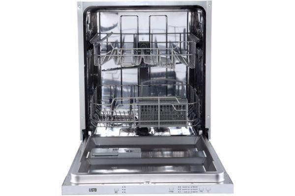 LISTO Lave-vaisselle tout intégrable 60cm LVI47 L1f