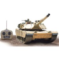 HOBBY ENGINE - Char Abrams M1A2 1 / 16 RTR Camouflage Sable