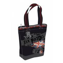 Sex Pistols - Sac Shopping 38 x 40 x 9 cm - Noir