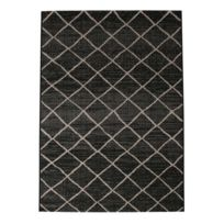 No Name - Floorluxe Tapis de salon gris 120x170 cm