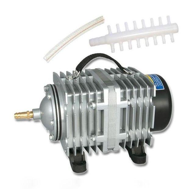 Wewoo Pompe aquarium 320W 143L / Min compresseur de à air électromagnétique poisson augmentation la capacité réservoir d'oxygè