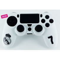 SUBSONIC - KIT POUR MANETTE PS4 - LICENCE OFFICIELLE REAL MADRID