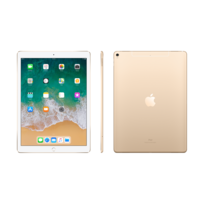 iPad Pro 12,9 - 64 Go - WiFi + Cellular - MQEF2NF/A - Or