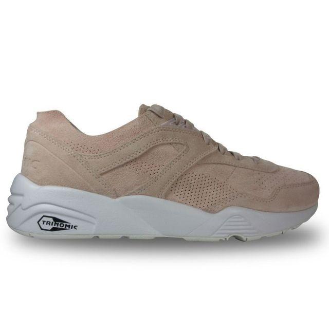 détaillant en ligne f3f0d fe6bf Puma - Chaussure r698 soft pack rose - pas cher Achat ...