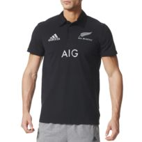 timeless design 7a88f ee559 Adidas performance - Maillot de rugby All Blacks Maillot All Blacks  Supporters domicile