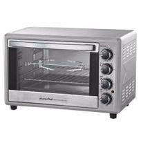 Kitchenchef - kitchen chef - four multifonction 45l 2000w acier inoxydable - cz45bgrml