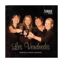 Simax - Les Vendredis. Quatuor Vertavo