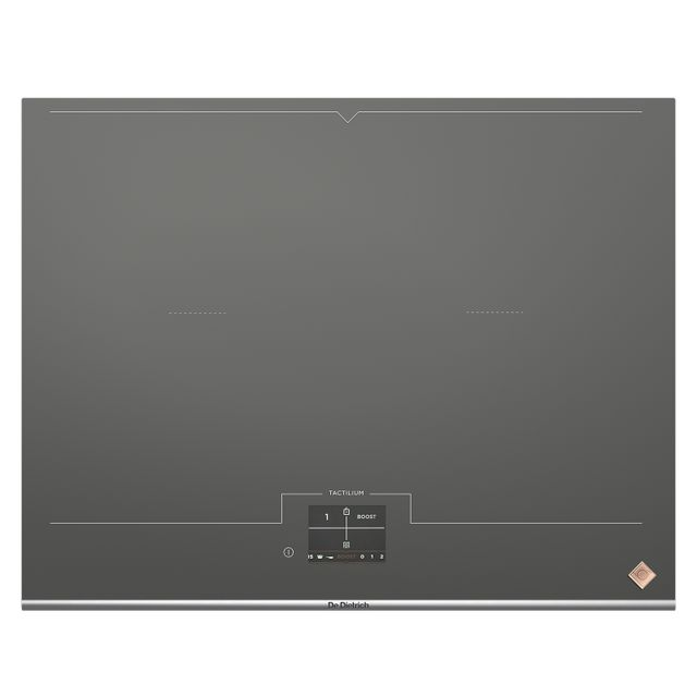 de dietrich table induction dpi7698g 65cm 4 feux 7400w gris achat plaque de cuisson induction. Black Bedroom Furniture Sets. Home Design Ideas