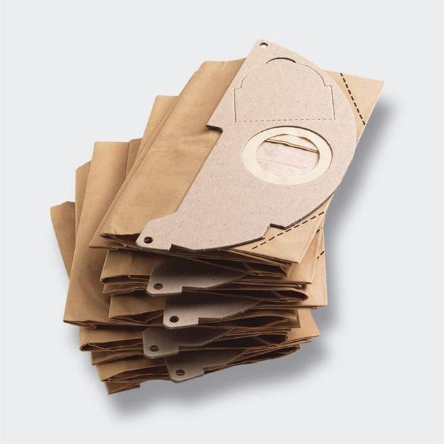 ACCESSOIRE MACHINE OUTIL - CONSOMMABLE MACHINE OUTIL Sachet filtre papier, paquet de 5