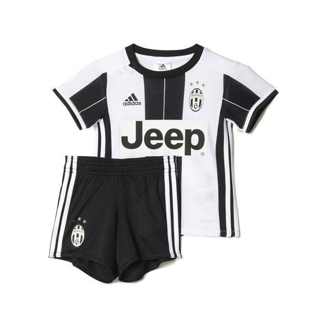 Adidas Minikit Juventus de Turin Blanc Football Bébé