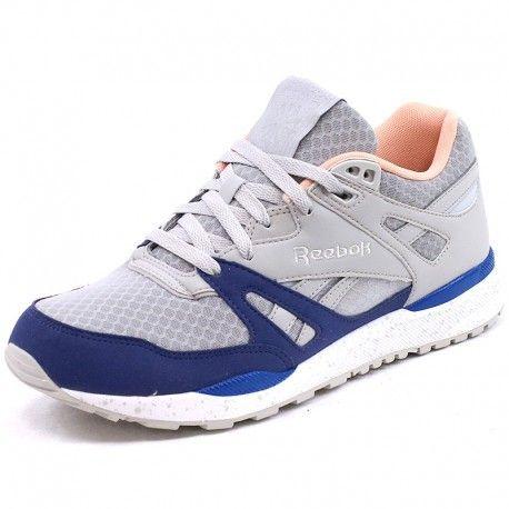 Clshx Gris Pas Multicouleur Chaussures Ventilator Reebok Homme qPxROwfFnz