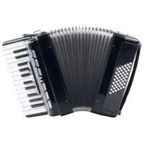 Classic Cantabile - Accordéon 48 basses Secondo Iii noir