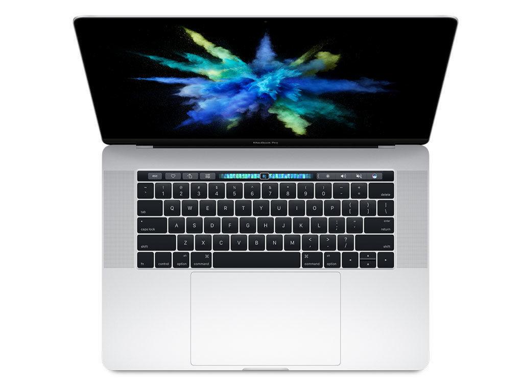 MacBook Pro 15 Touch Bar - 256 Go - MPTU2FN/A - Argent