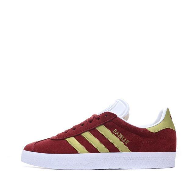 chaussure adidas gazelle bordeaux