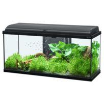 Aquatlantis - Aquarium Aquadream Led 80cm 90L noir