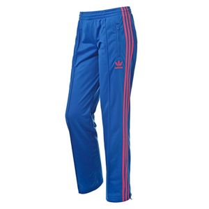 adidas originals pantalon firebird bleu rouge femme x32120 pas cher achat vente pantalon. Black Bedroom Furniture Sets. Home Design Ideas
