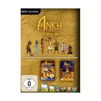 Application System - Ankh - gold edition import allemand
